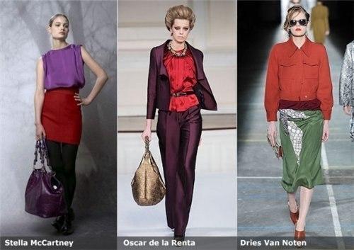 Сочетай цвета в одежде правильно